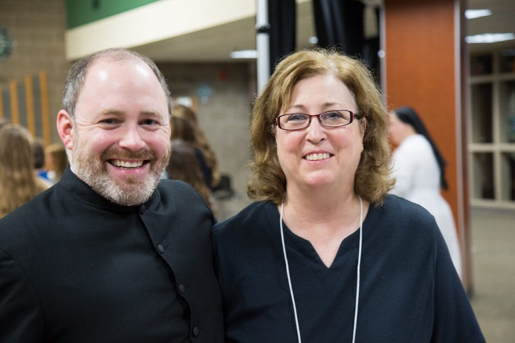 Serra USA function to support priests and seminarians.