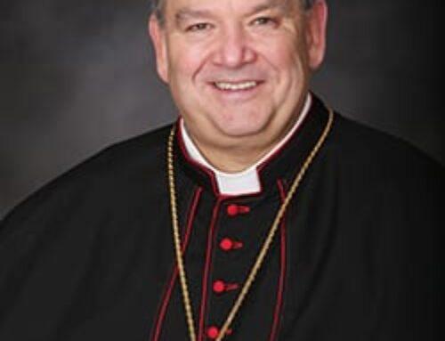 Serra Meets with Archbishop Hebda