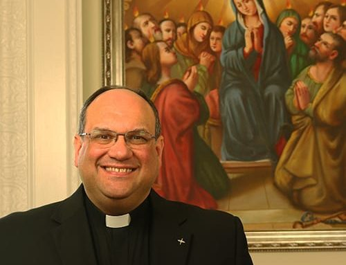 Watch Fr. Frank Donio, S.A.C.'s Serra Meets Presentation